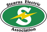 Stearns Electric Association logo