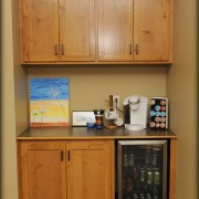 Ameriprise Financial kitchenette