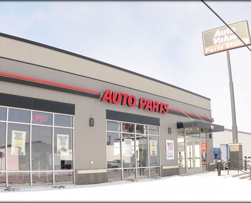 Auto Value of St. Cloud, MN exterior view