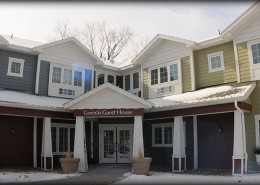 Gorecki Guest House front view